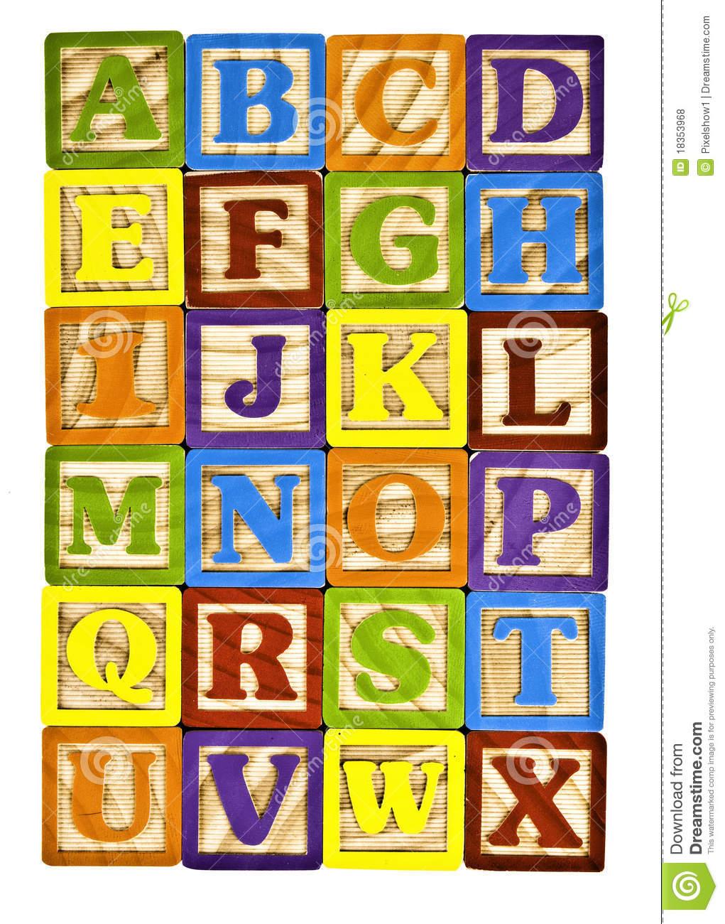 Block letter clipart free svg transparent library Alphabet Block Letters Clipart - Clipart Kid svg transparent library