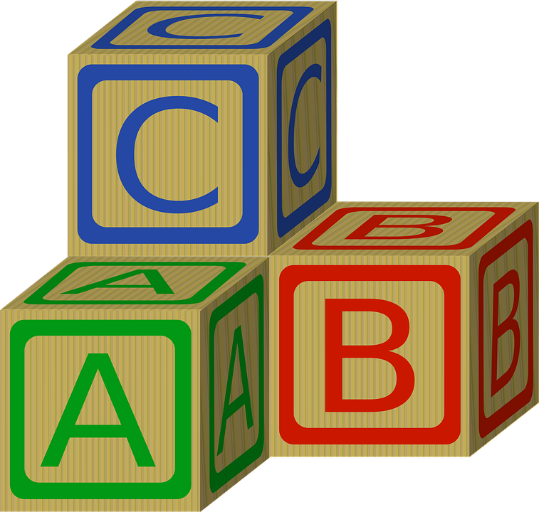 Block letter clipart free clip art library Free vector graphic: Blocks, Wooden, Toy, Alphabet - Free Image on ... clip art library