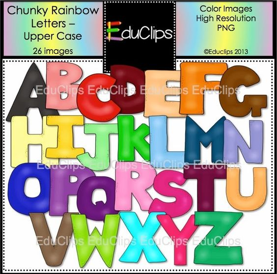 Block letter clipart free. Pinterest the world s