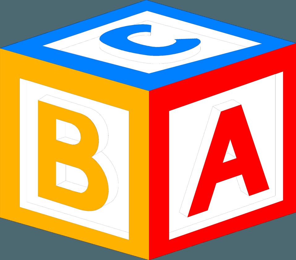 Clipart of alphabet letter blocks jpg library library Kids Letter Blocks | Sample Customer Service Resume jpg library library