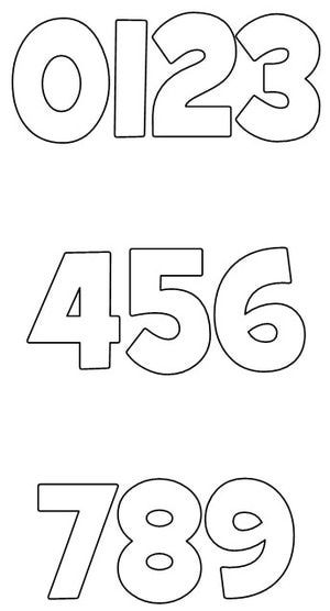 Block number 35 clipart vector transparent download Printable Block Letters and Numbers for Scrapbooking and ... vector transparent download