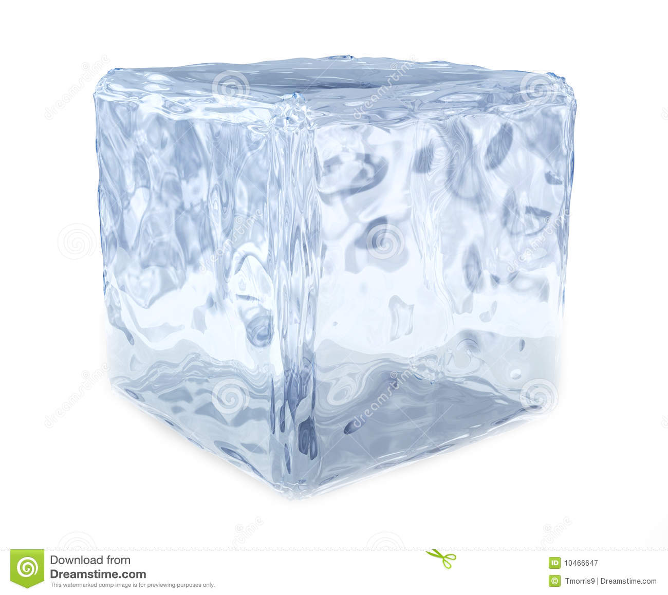 block of ice clipart #3