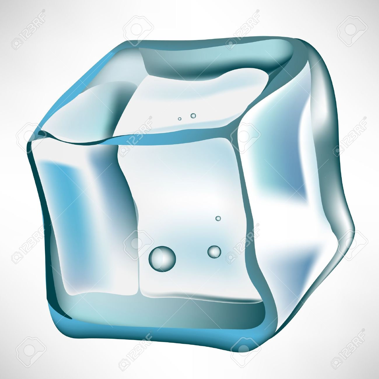 block of ice clipart #21
