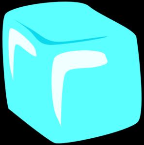 block of ice clipart #7