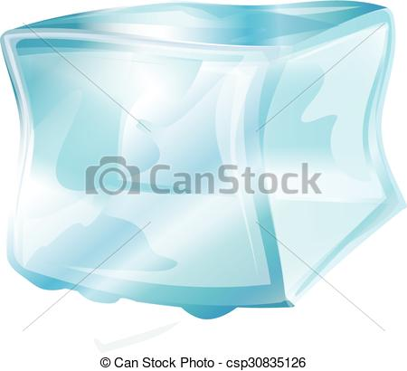 block of ice clipart #9