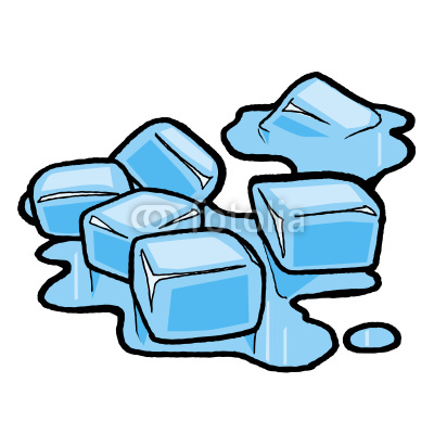 block of ice clipart #14
