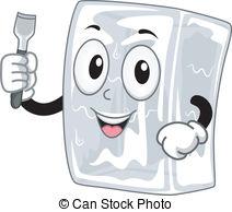 block of ice clipart #23