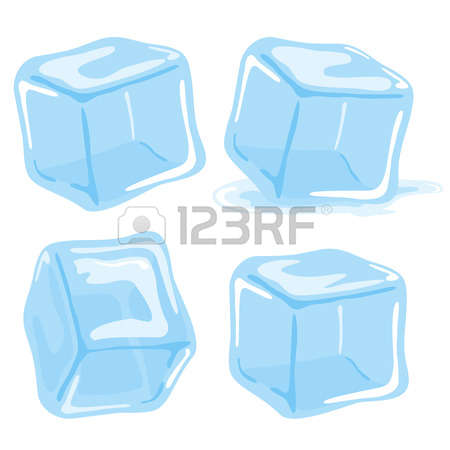 block of ice clipart #19