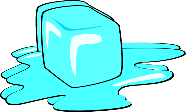 block of ice clipart #2