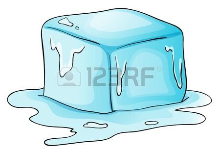 block of ice clipart #18