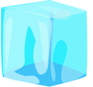Block of ice clipart vector download Ice Cube Clip Art at Clker.com - vector clip art online, royalty ... vector download