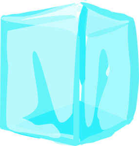 block of ice clipart #6