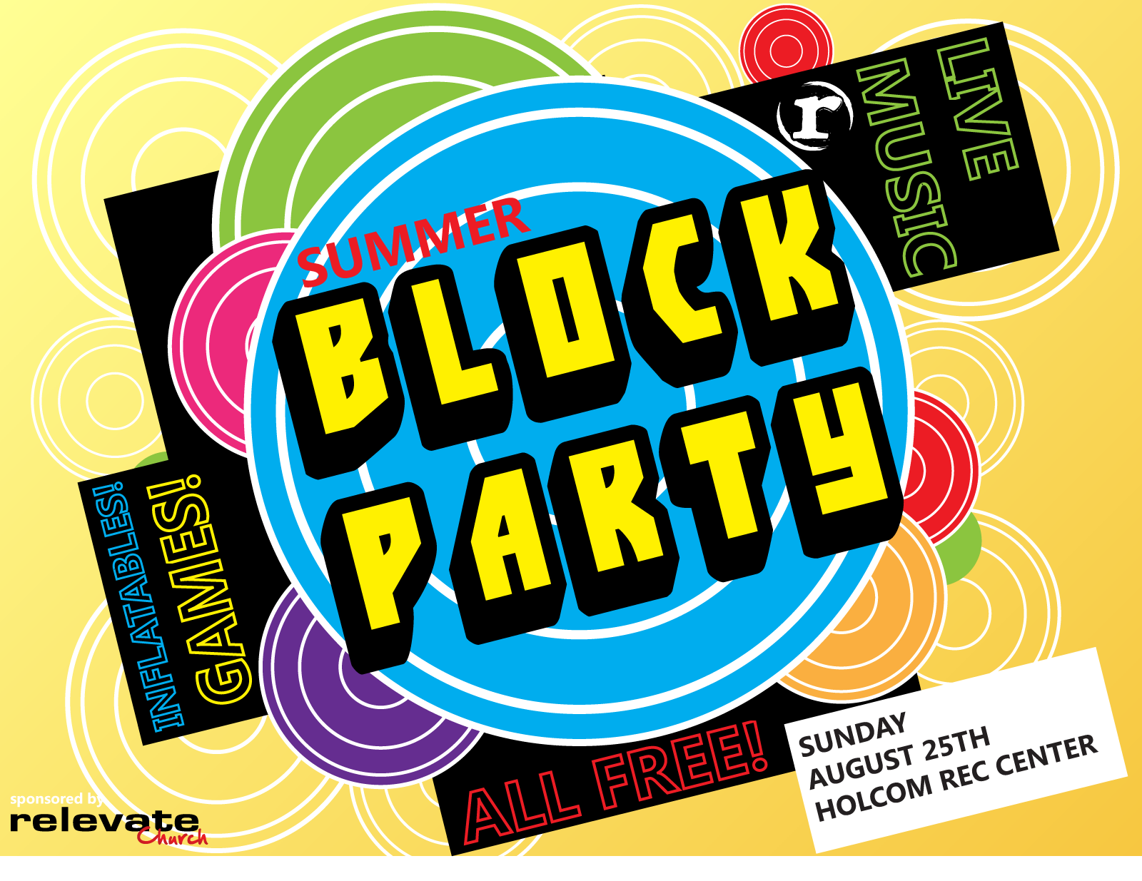 Block party flyer images copyright free clipart graphic black and white download Free Block Party Cliparts, Download Free Clip Art, Free Clip Art on ... graphic black and white download