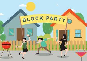 Block party flyer images copyright free clipart clipart library stock Block Party Free Vector Art - (30,966 Free Downloads) clipart library stock