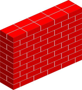 Block wall clipart banner library library Clip Art Block Wall – Clipart Free Download banner library library