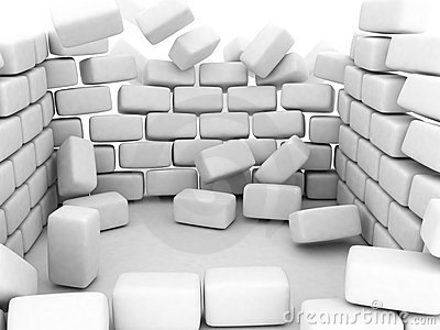 Block wall clipart clipart library download Wall Falling Clipart clipart library download