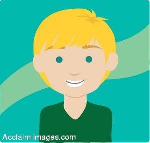 Blonde boy chef clipart vector transparent Blonde boy chef clipart - ClipartFest vector transparent