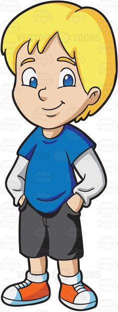 Blonde kid clipart clip library download Blonde Clipart & Clip Art Images #32446 - clipartimage.com clip library download