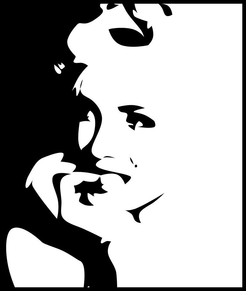 Blonde marilyn monroe black & white clipart jpg free Marilyn | Marilyn Monroe | Marilyn monroe painting, Marilyn monroe ... jpg free
