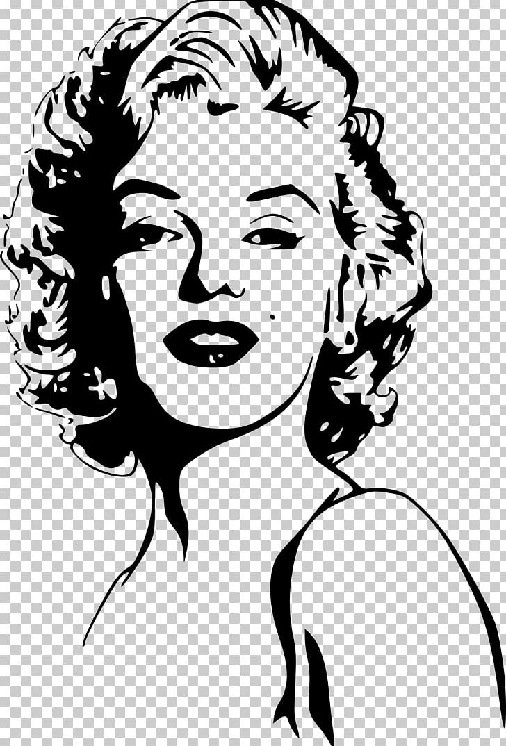 Blonde marilyn monroe black & white clipart graphic freeuse stock White Dress Of Marilyn Monroe PNG, Clipart, Art, Black And Whi ... graphic freeuse stock