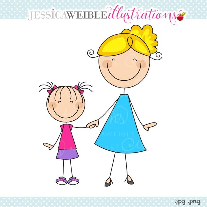best images about. Blonde mother clipart real