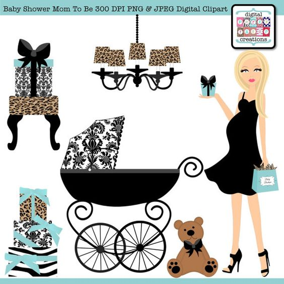 Blonde mother clipart real. Clipartfest pregnant mom