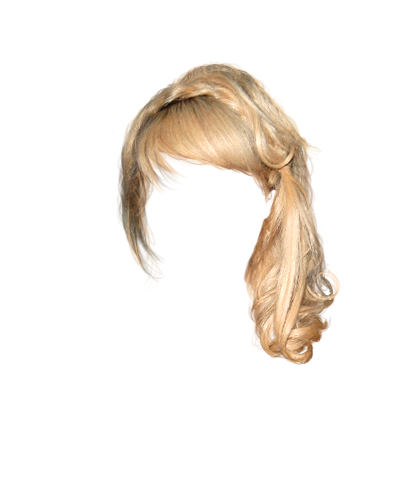 Blonde wig clipart freeuse Blonde Wig Clipart - Clip Art Library freeuse
