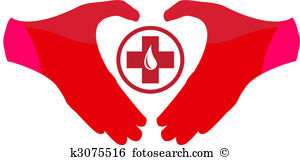 Blood bank clipart image transparent Blood donation Clipart and Illustration. 5,202 blood donation clip ... image transparent