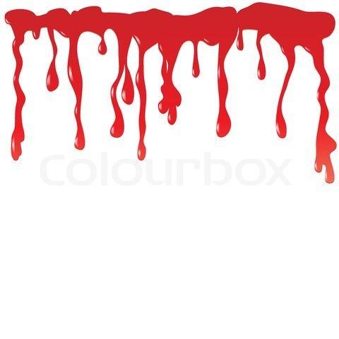 Blood draw clipart clipart cartoon blood splatter | Stock vector of 'Blood dripping ... clipart