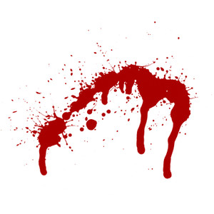 Blood stains clipart. Clipartfest how to clean