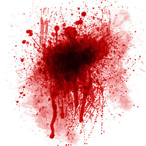 Blood stains clipart. Stain clipartfest image by