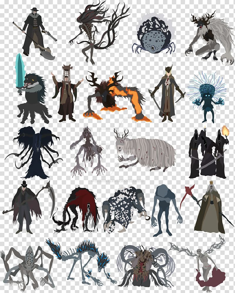 Bloodborne cliparts graphic library stock Dark Souls III Bloodborne Demon\\\'s Souls Destiny, bloodborne ... graphic library stock