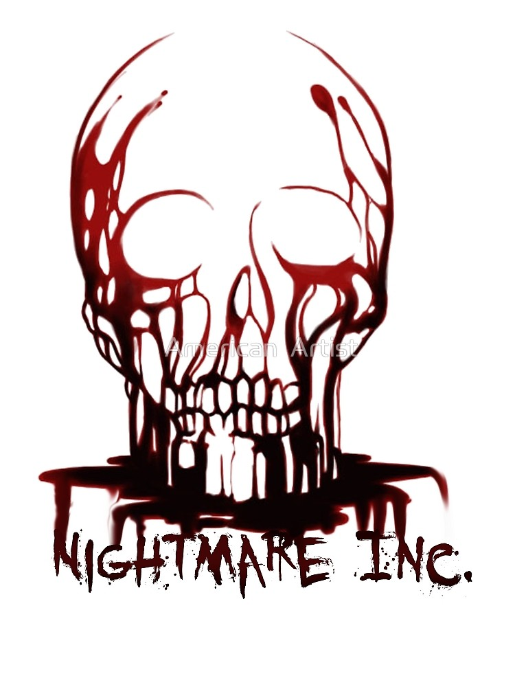 Bloody skull clipart jpg free Bloody skull - Nightmare Inc.\