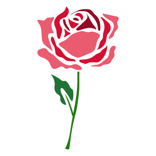 Blooming rose clipart clip transparent download Blooming rose flower icon flower - Transparent PNG & SVG vector clip transparent download