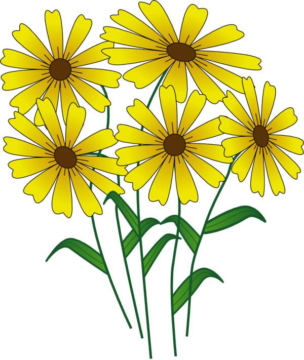 Blooms clipart picture download Free Free Flowers Images, Download Free Clip Art, Free Clip Art on ... picture download