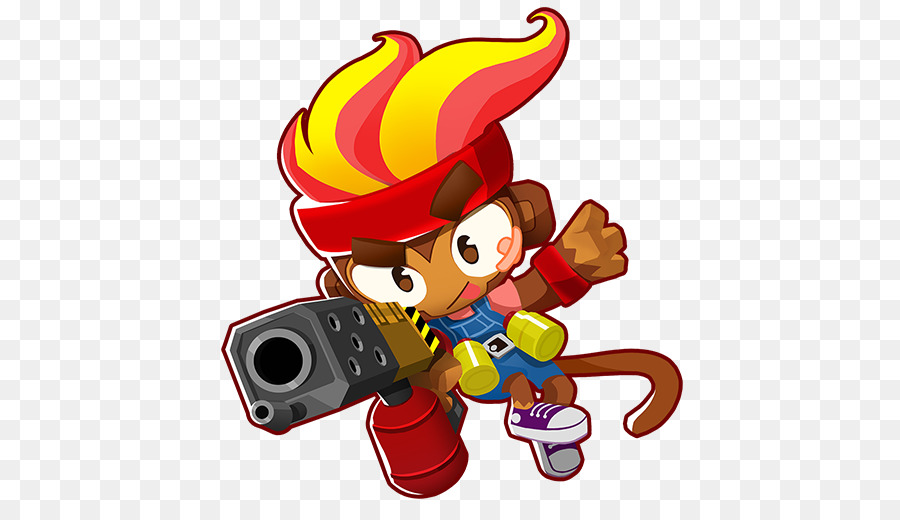 Bloons td battles clipart jpg royalty free download Ninja Cartoon png download - 512*512 - Free Transparent Bloons Td 6 ... jpg royalty free download
