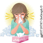Blow your nose clipart royalty free Blow Your Nose Clip Art - Royalty Free - GoGraph royalty free