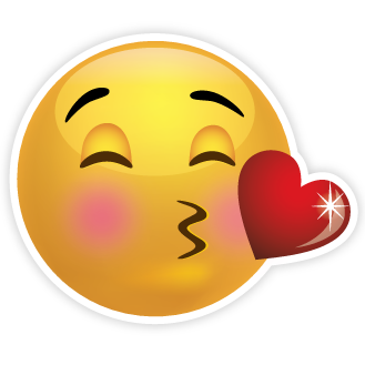 Blowing a kiss clipart vector stock Blowing Kisses Emoji| Smiley - ClipArt Best - ClipArt Best ... vector stock