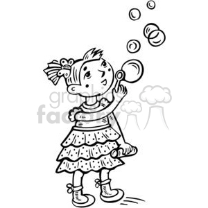 Blowing bubbles clipart black and white black and white blowing clipart - Royalty-Free Images | Graphics Factory black and white