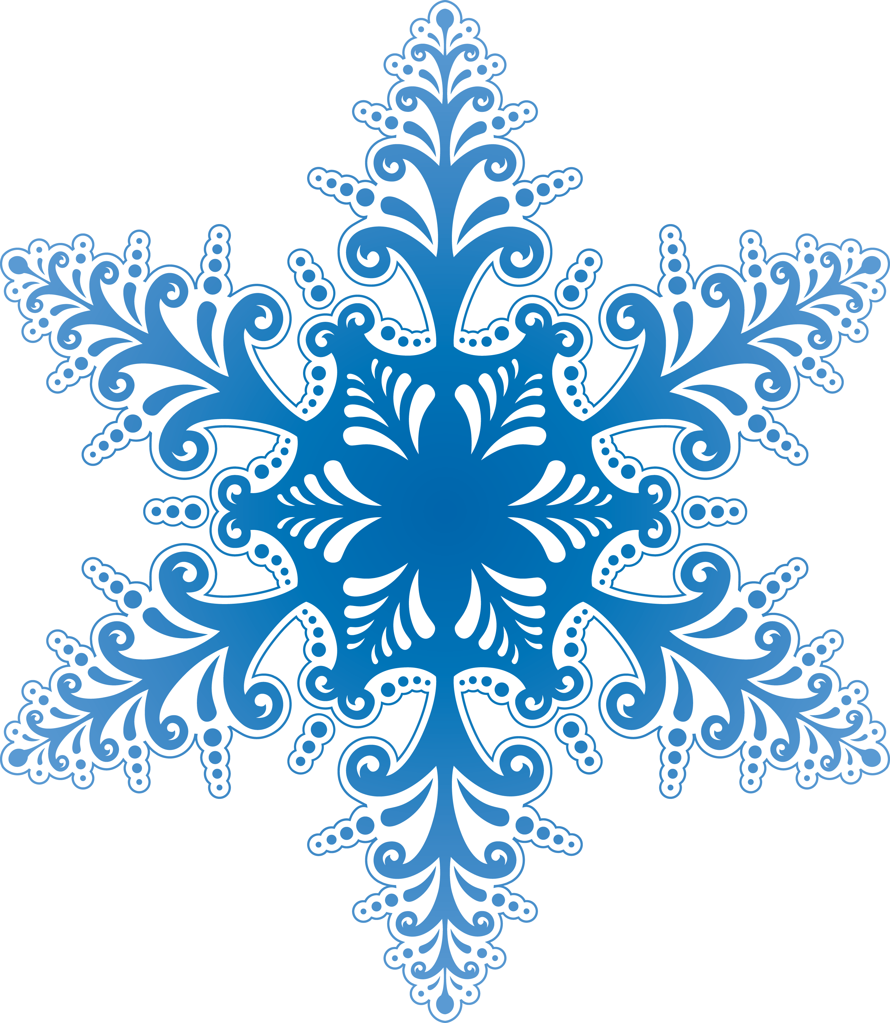 Blowing snowflake clipart clipart black and white library 61-snowflake-png-image.png (2834×3255) | ялинкові іграшки | Pinterest clipart black and white library