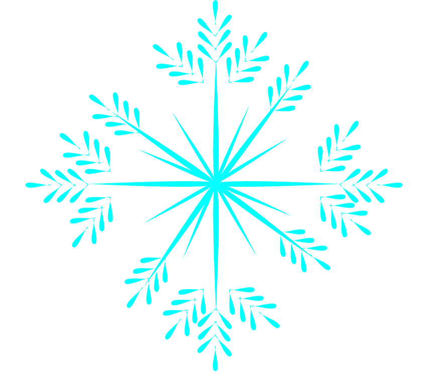 Blowing snowflake clipart jpg royalty free library Winter Clipart jpg royalty free library