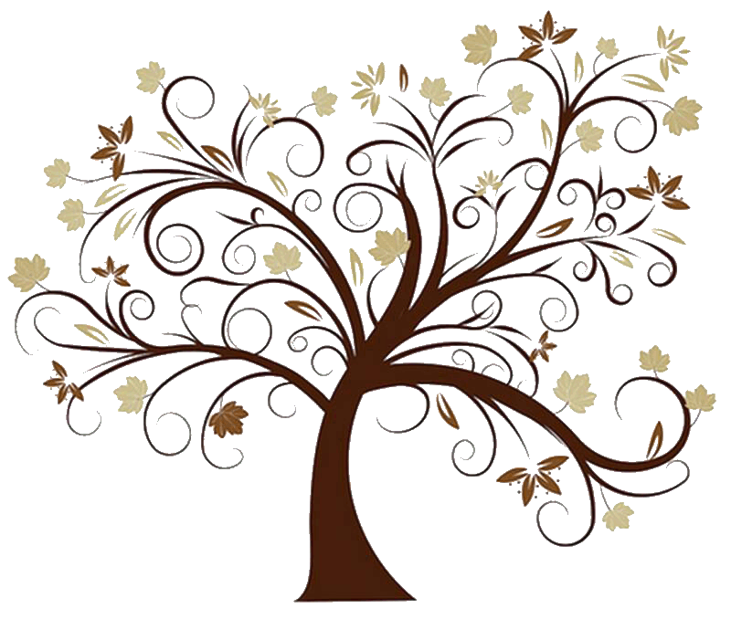 Fancy tree clipart picture transparent stock Leaning Tree Silhouette at GetDrawings.com | Free for personal use ... picture transparent stock