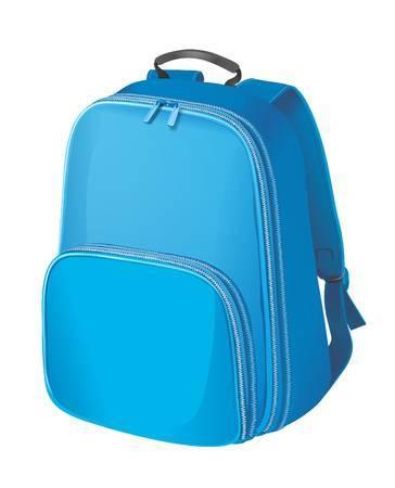 Blue 4 clipart image free Blue bag clipart 4 » Clipart Portal image free