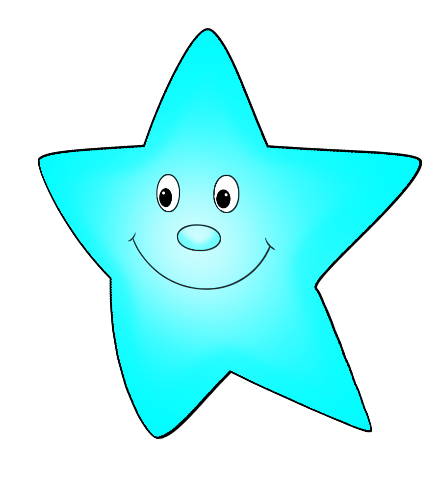 Light blue star clipart png transparent stock Star Clipart png transparent stock