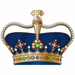 Blue and gold crown clipart royalty free library Gold Crown PNG Images | Gold Crown Transparent PNG - Vippng royalty free library