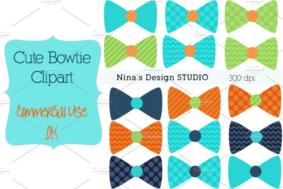 Blue and green chevron bow tie clipart banner black and white library Bowtie Clipart-Green, Navy and Gren banner black and white library