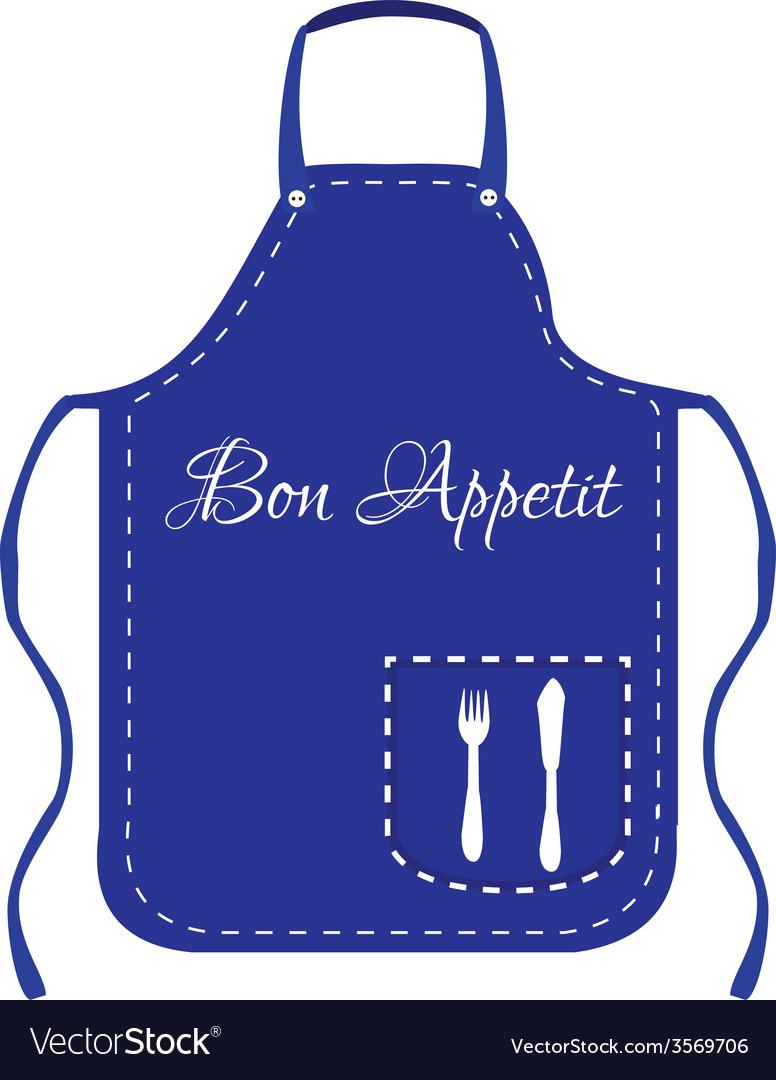 Blue apron logo clipart svg transparent Blue apron svg transparent