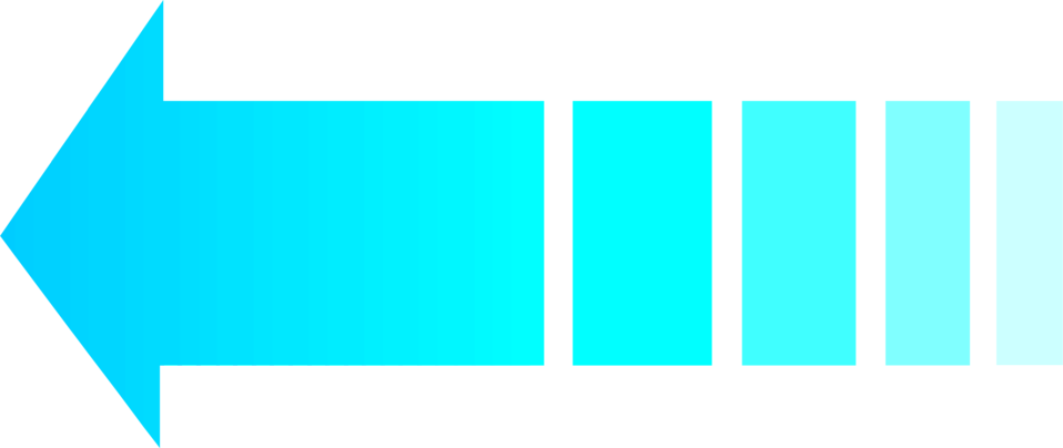 Left facing arrow clip library stock Arrow Blue | Free Stock Photo | Illustration of a left facing blue ... clip library stock