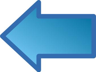 Blue arrow left jpg freeuse download arrow gradient blue left - /signs_symbol/arrows/arrows_color ... jpg freeuse download