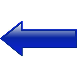 Blue arrow left image royalty free download Arrows and other signs - Polyvore image royalty free download